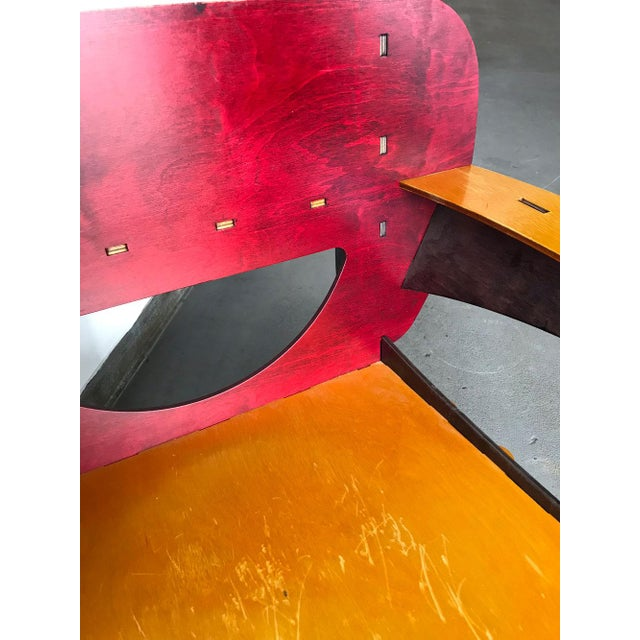 Modern Puzzle Chair by David Kawecki For Sale In Atlanta - Image 6 of 11