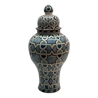Moroccan Lidded Jars For Sale