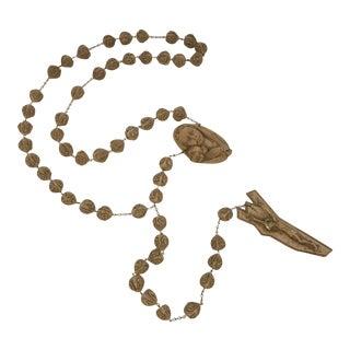 Vintage Resin Rosary