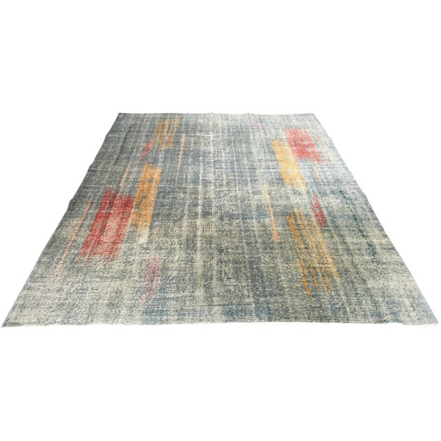 Zeki Muran Turkish Rug - 6′9″ × 8′9″ - Image 1 of 11