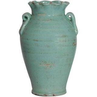 Vintage Ceramic Vase For Sale