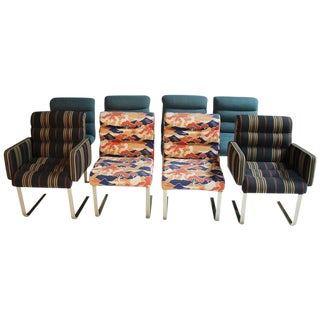 """Mariani Pace Collection """"Lugano"""" Dining Chairs - Set of 8"""