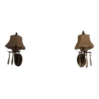 Winter Palace Sconces - A Pair For Sale