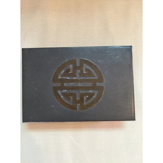 Asian Zinc Box - Image 2 of 6