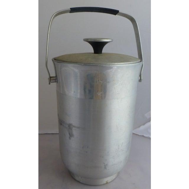 Mid-Century Italian Ice Bucket - Image 2 of 10