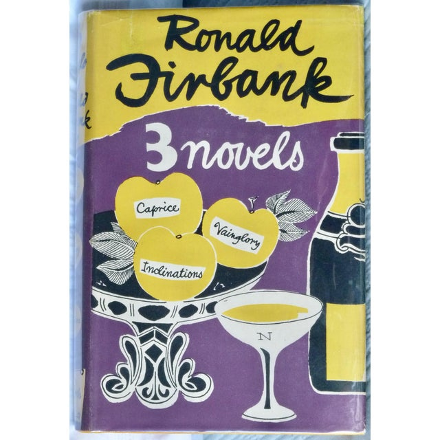 1951 Three Novels Book by Ronald Firbank For Sale In New York - Image 6 of 6