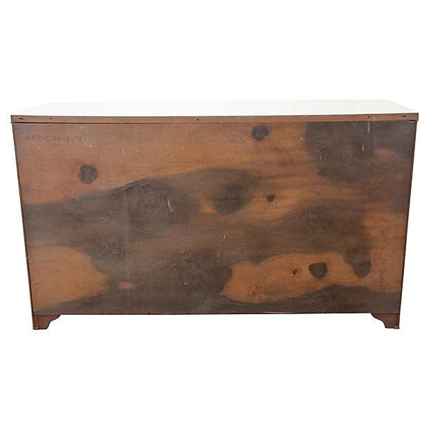 Mid Century Bow Front Sideboard - Image 6 of 7