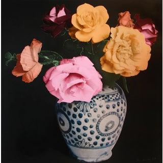 Original Art Silkscreen by Francesco Scavullo For Sale