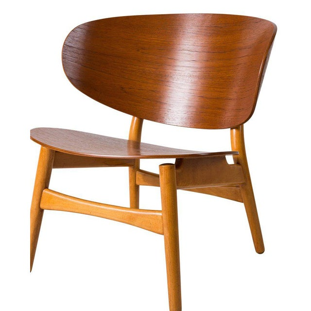 "Hans Wegner ""Shell"" Chair Model FH-1936 - Image 9 of 10"