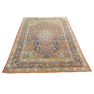 19th Century Handmade Persian Rug