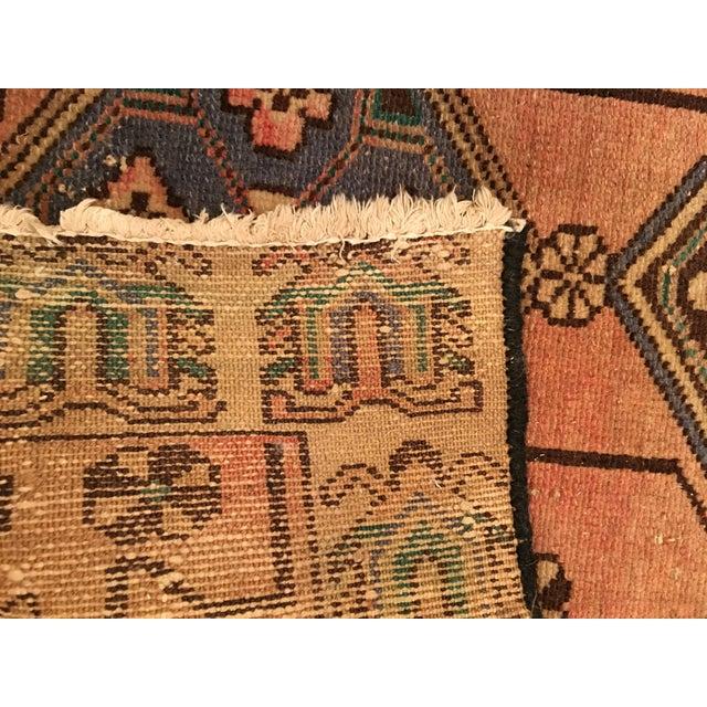 Traditional Turkish Oushak Rug - 2′7″ × 4′3″ - Image 6 of 6