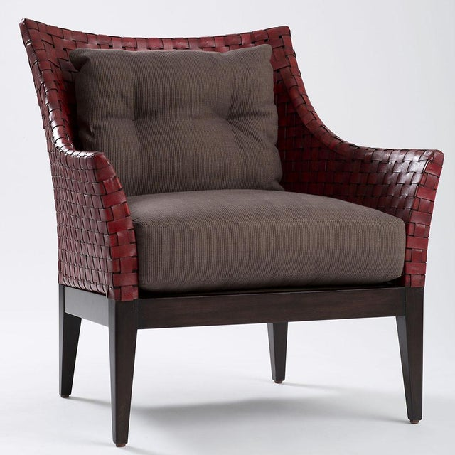 Kriess Safari Lounge Chairs - A Pair - Image 6 of 7