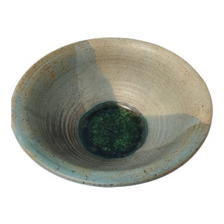 Studio Vessel Ceramic Bowl Glass