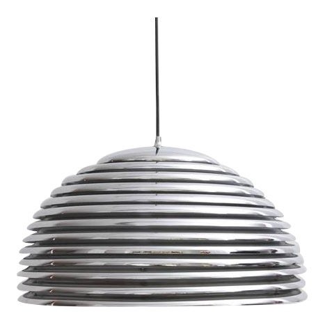 Large Kazuo Motozawa Saturno Pendant Light For Sale