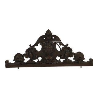 French 19th Century Architectural Fragment For Sale