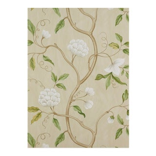 Colefax and Fowler Summer Palace Collection Snowtree Wallpaper For Sale