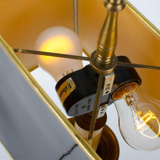 Ethan Allen Articulating Brass Lamp - Image 10 of 11