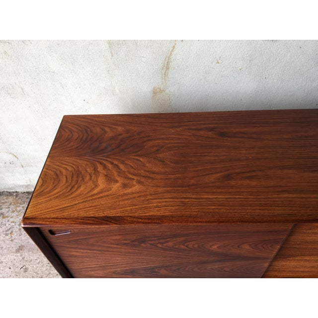 Rosewood Midcentury No. 65 Sideboard by Skovby Mobler, Denmark, 1960s For Sale - Image 10 of 11
