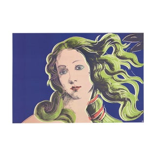 Andy Warhol_Birth of Venus-Purple_1999_Offset Lithograph For Sale