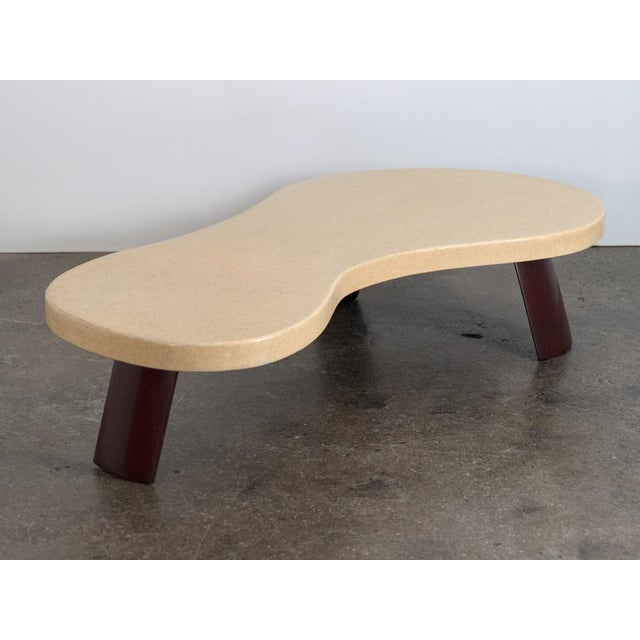 """Mid-Century Modern Paul Frankl """"Big Foot"""" Model #5028 Table For Sale - Image 3 of 10"""