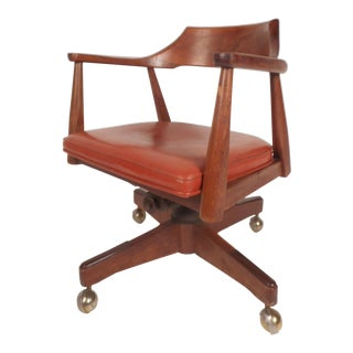 Mid-Century Modern Desk Chair
