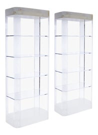 Image of Lucite Shelving