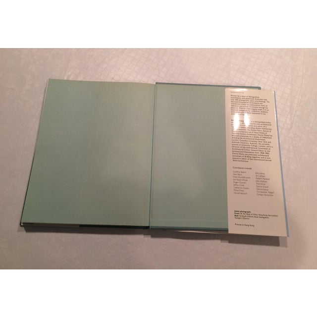 """Blue """"The Illustrated Encyclopedia of Architects and Architecture"""" Book by Dennis Sharp For Sale - Image 8 of 13"""