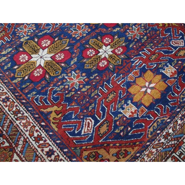 Daghestan or Shirvan Rug For Sale - Image 4 of 10