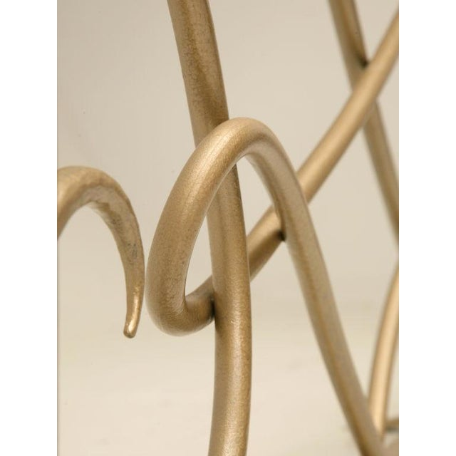 1920s Fire Screen in the Style of Rene Drouet For Sale - Image 5 of 9