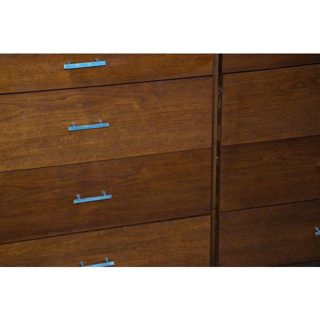 Paul McCobb Mid-Century Walnut Dresser - Image 2 of 10
