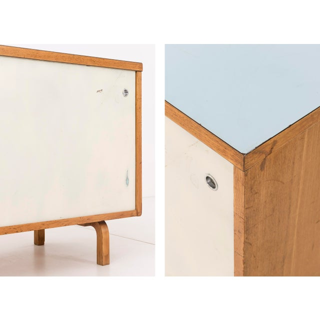 Blue Thonet Cabinet For Sale - Image 8 of 11