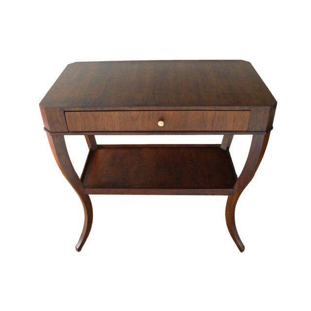 Wood Niermann Weeks Saint Cloud Tables - a Pair For Sale - Image 7 of 12