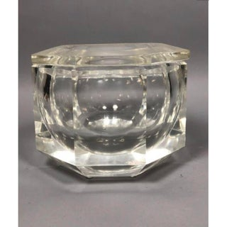 1950s Vintage Albrizzi Lucite Ice Bucket Preview