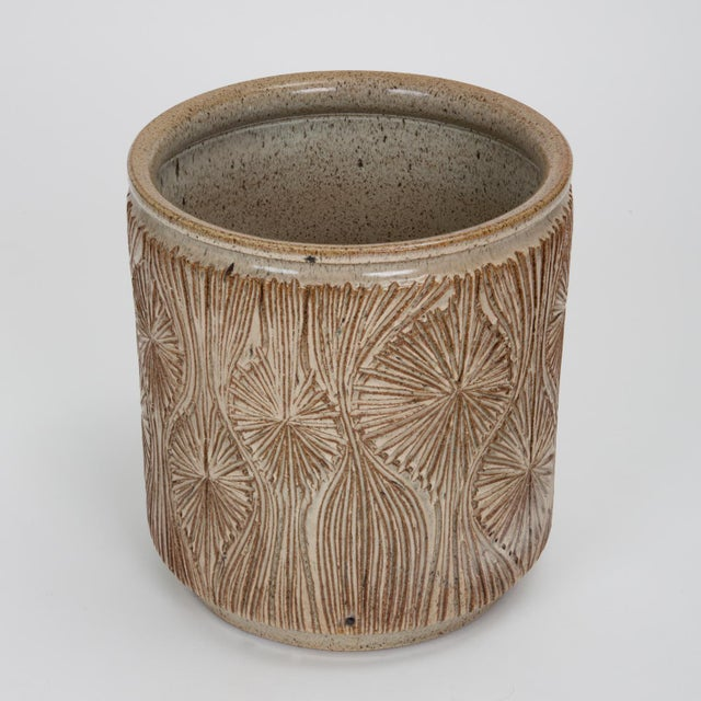 """Teardrop Sunburst"" Planter by Robert Maxwell and David Cressey for Earthgender For Sale In Los Angeles - Image 6 of 9"