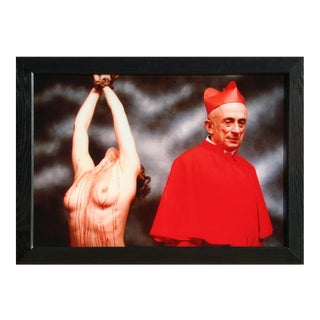 """Heaven and Hell"" by Andres Serrano"