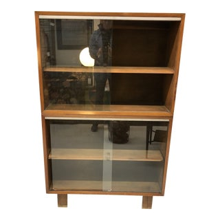 Original Herman Miller Furniture Co. Stacking Bookcases For Sale