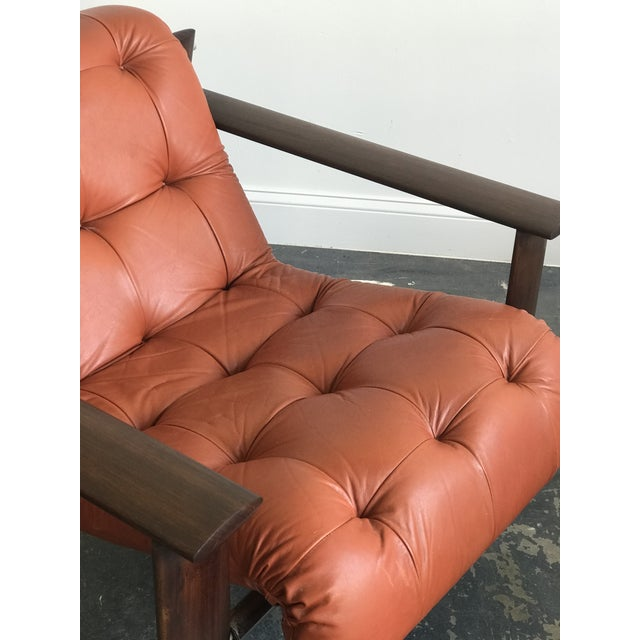 Mid-Century Modern Mid Century Modern Model Mp-129 Percival Lafer Lounge Chair For Sale - Image 3 of 11