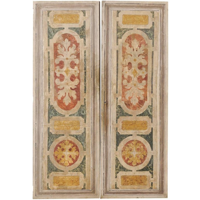 Italian Mid-20th Century Vintage Doors For Sale - Image 10 of 10