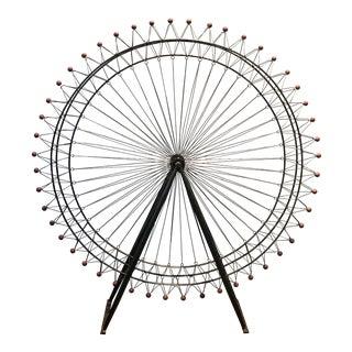 Ferris Wheel Statue For Sale