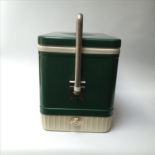 Vintage Coleman Cooler For Sale - Image 4 of 11
