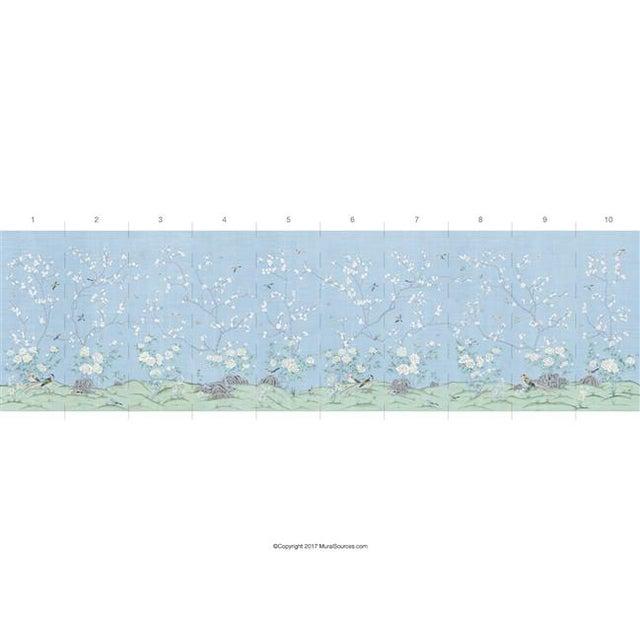 Casa Cosima Casa Cosima Ines Wallpaper Mural - Sample For Sale - Image 4 of 5