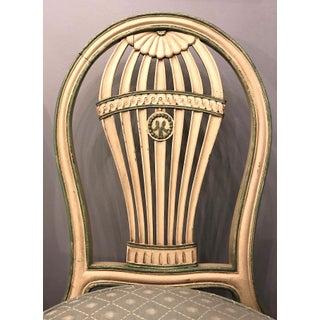 Maison Jansen Louis XVI Montgolfier Balloon Chairs - Pair Preview
