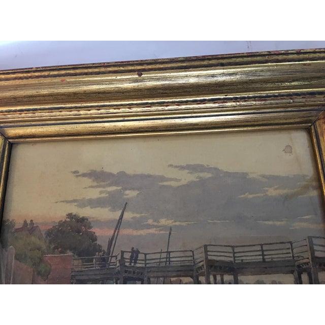 Old Putney Bridge Framed Print - Image 8 of 8
