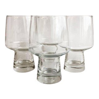"1970s Vintage ""Accent Steiner"" Beer Glasses - Set of 4 For Sale"