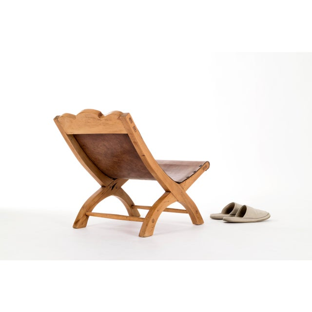 Clara Porset Butaque Lounge Chair For Sale In New York - Image 6 of 8