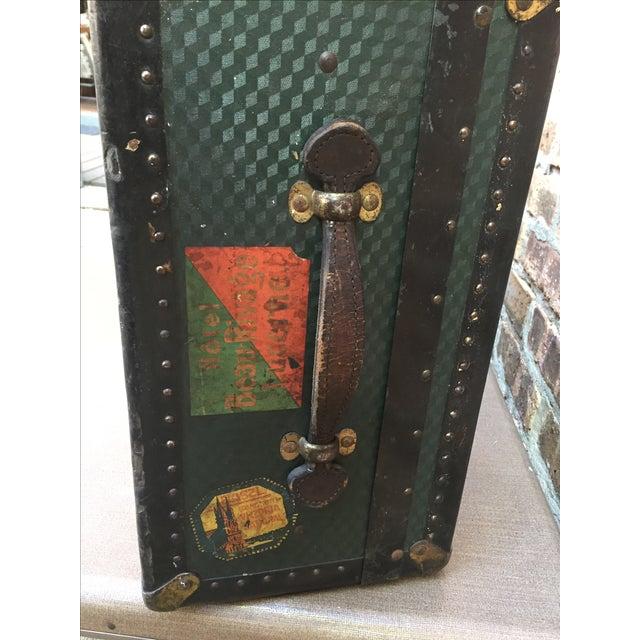 Vintage Hartmann Leather Luggage - Image 6 of 10