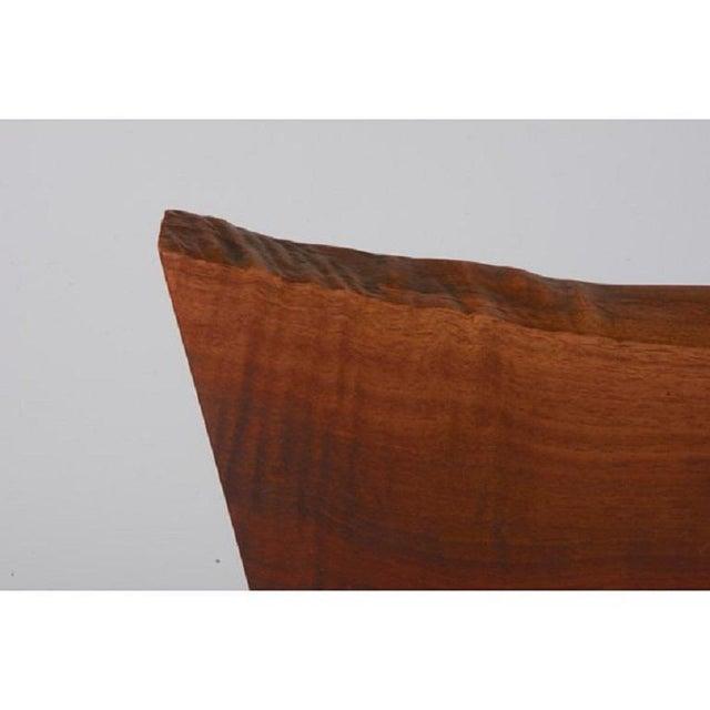 George Nakashima George Nakashima Headboard For Sale - Image 4 of 5