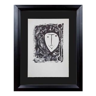 Pablo Picasso 'Elegy' Lithograph For Sale