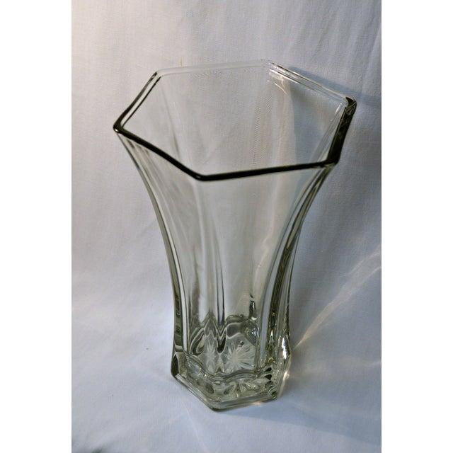 Hoosier Milk Glass Vase Vase And Cellar Image Avorcor