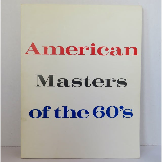 American Masters of the 60s, 1st Edition For Sale - Image 9 of 9